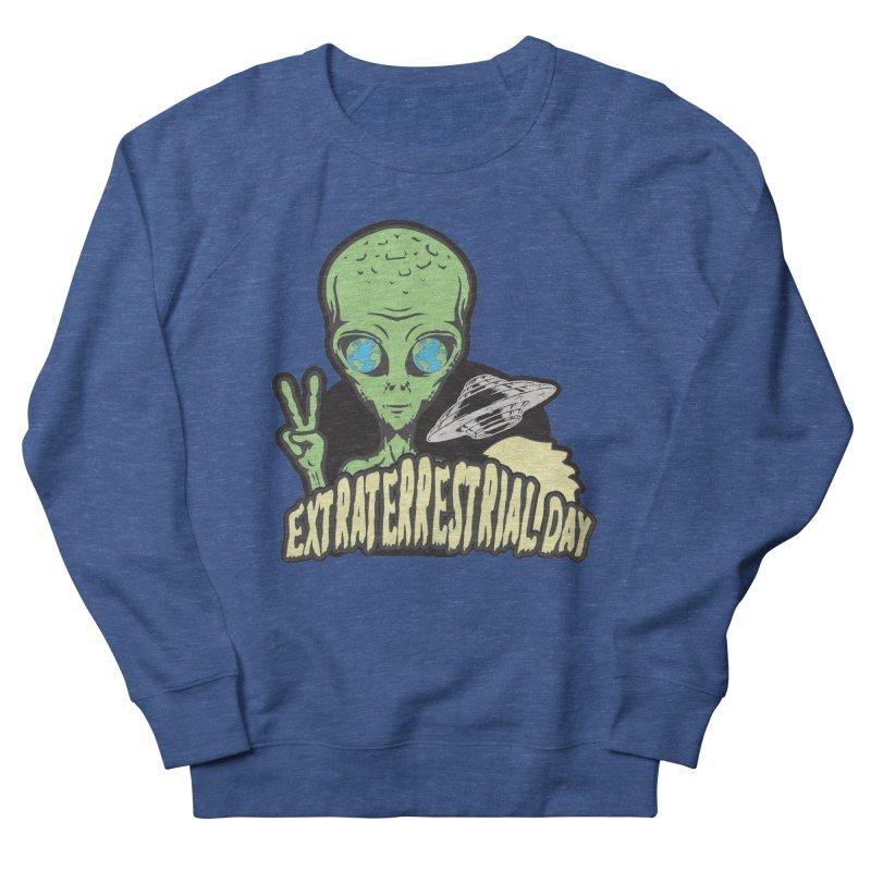 Extraterrestrial Day Men's Sweatshirt by Moon Joggers's Artist Shop