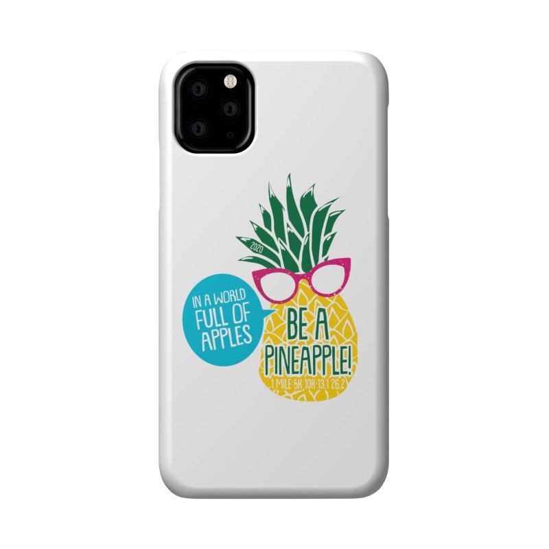 Be a Pineapple Accessories Phone Case by Moon Joggers's Artist Shop