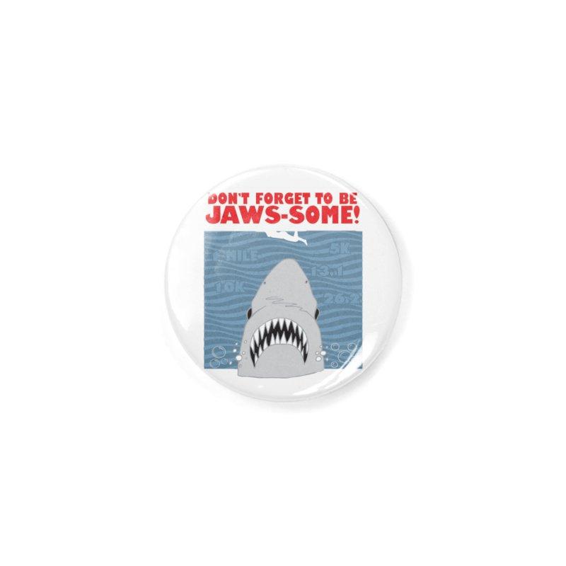 Shark Bait Hoo Ha Ha: Be JAWSome! Accessories Button by Moon Joggers's Artist Shop