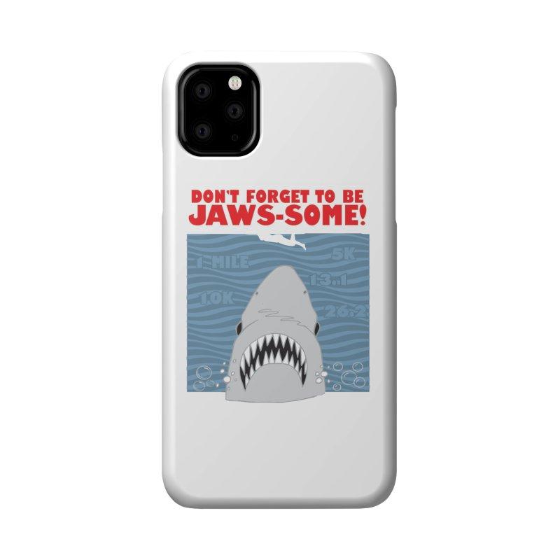 Shark Bait Hoo Ha Ha: Be JAWSome! Accessories Phone Case by Moon Joggers's Artist Shop