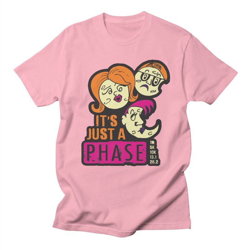 Moon Day - It's just a phase Men's Regular T-Shirt by Moon Joggers's Artist Shop