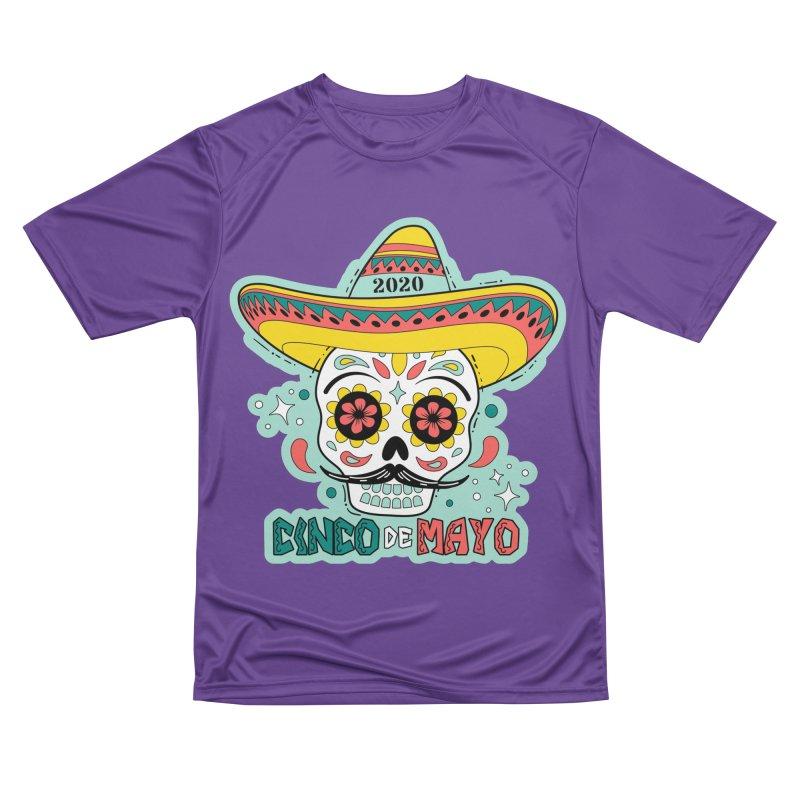 Cinco De Mayo Women's Performance Unisex T-Shirt by Moon Joggers's Artist Shop