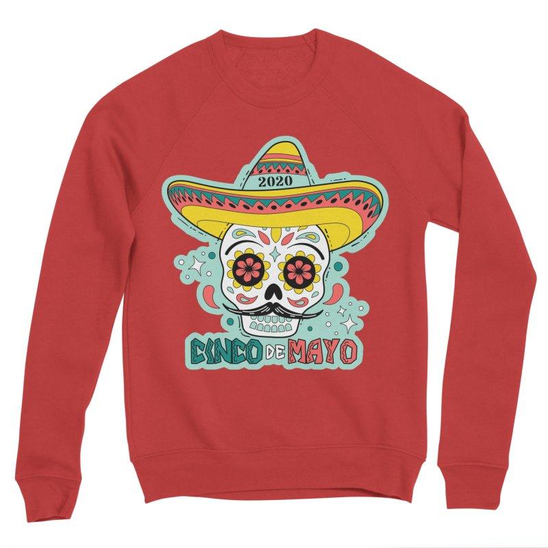 Cinco De Mayo Men's Sponge Fleece Sweatshirt by Moon Joggers's Artist Shop