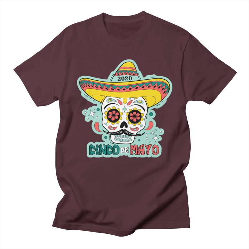 Cinco De Mayo Women's Regular Unisex T-Shirt by Moon Joggers's Artist Shop