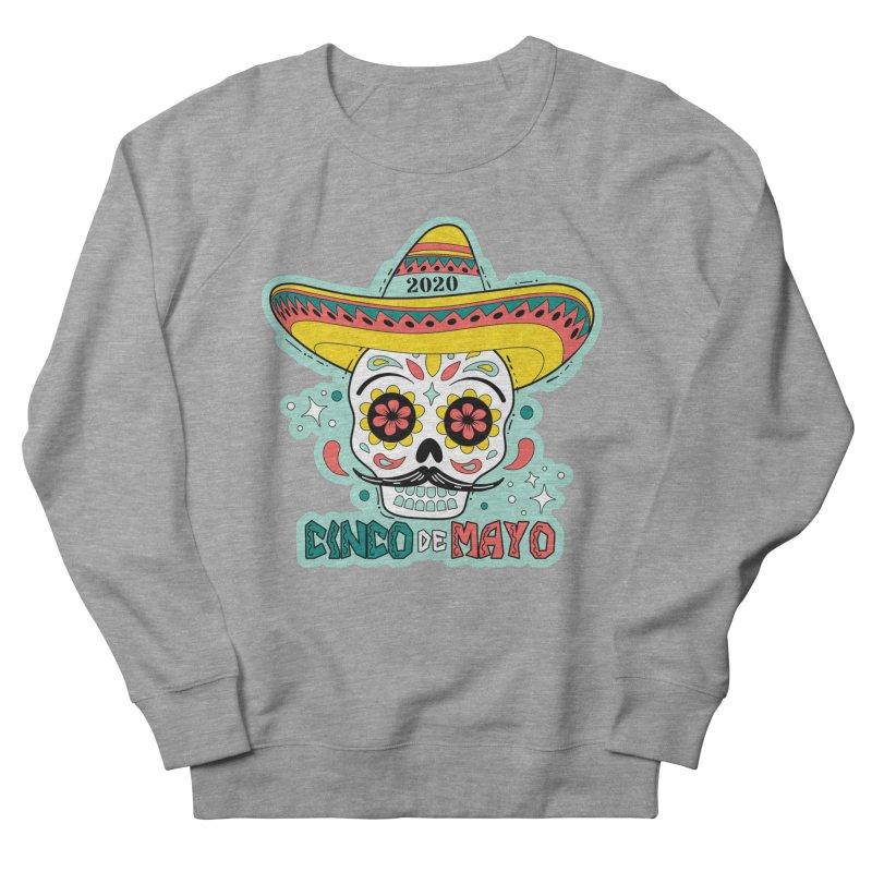 Cinco De Mayo Men's French Terry Sweatshirt by Moon Joggers's Artist Shop