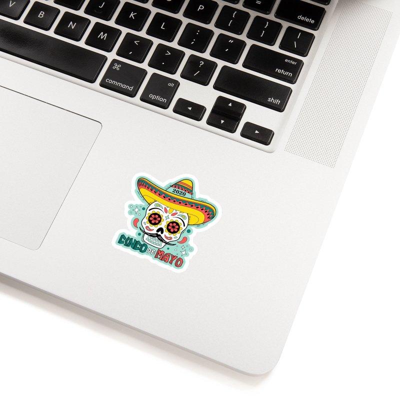 Cinco De Mayo Accessories Sticker by Moon Joggers's Artist Shop