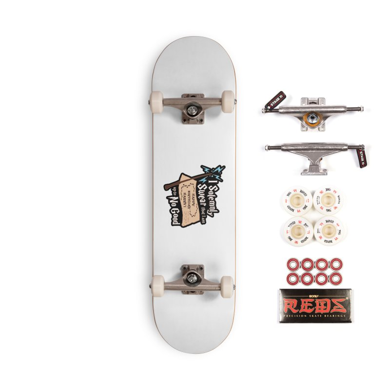Happy Birthday Harry Accessories Complete - Pro Skateboard by Moon Joggers's Artist Shop