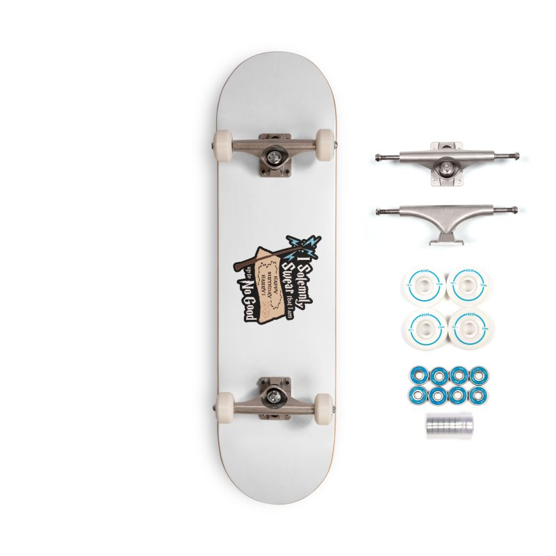 Happy Birthday Harry Accessories Complete - Basic Skateboard by Moon Joggers's Artist Shop