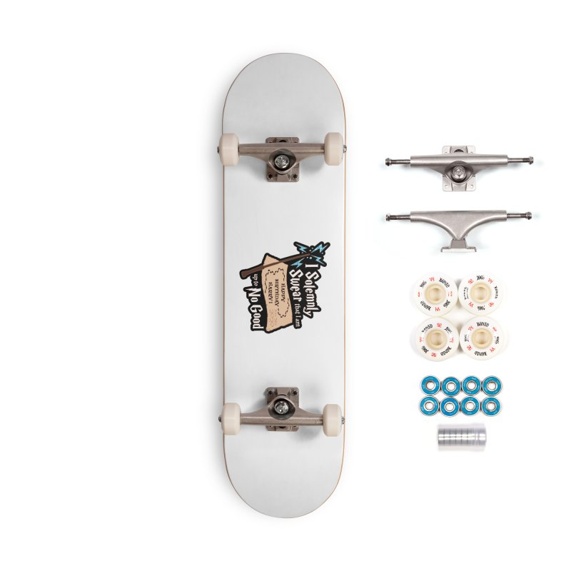 Happy Birthday Harry Accessories Complete - Premium Skateboard by Moon Joggers's Artist Shop
