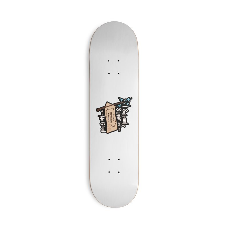 Happy Birthday Harry Accessories Deck Only Skateboard by Moon Joggers's Artist Shop
