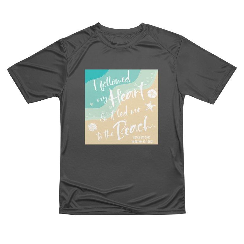 Beach Day Women's Performance Unisex T-Shirt by Moon Joggers's Artist Shop