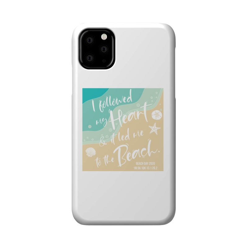 Beach Day Accessories Phone Case by Moon Joggers's Artist Shop