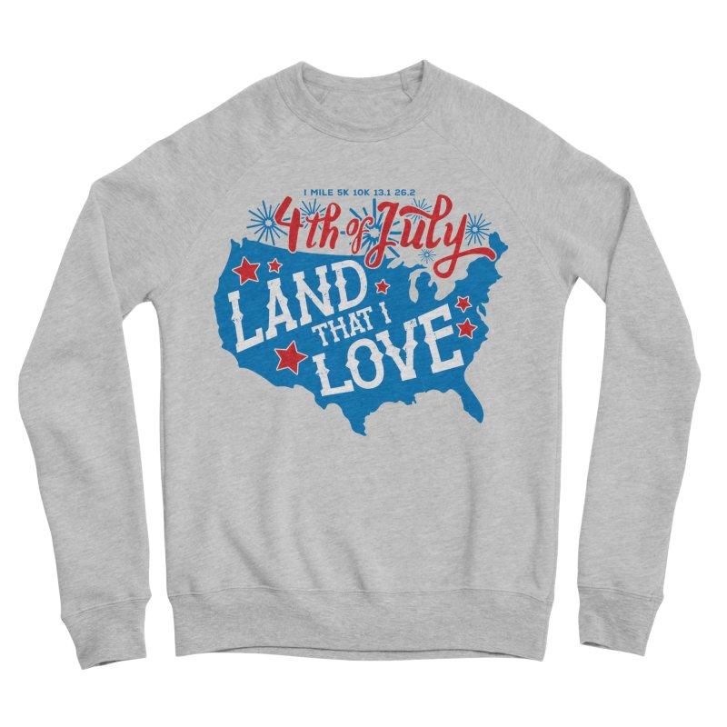 4th of July Men's Sponge Fleece Sweatshirt by Moon Joggers's Artist Shop