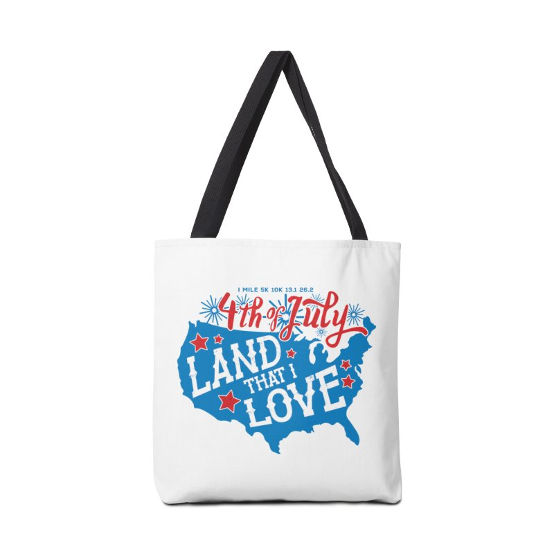 4th of July Accessories Tote Bag Bag by Moon Joggers's Artist Shop