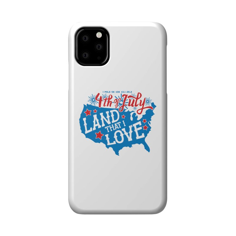 4th of July Accessories Phone Case by Moon Joggers's Artist Shop