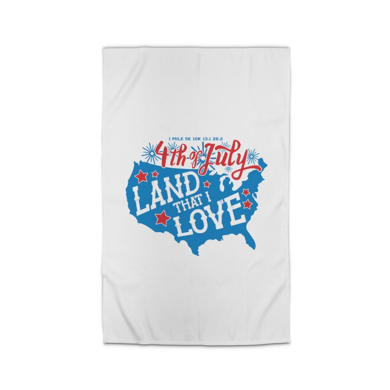 4th of July Home Rug by Moon Joggers's Artist Shop