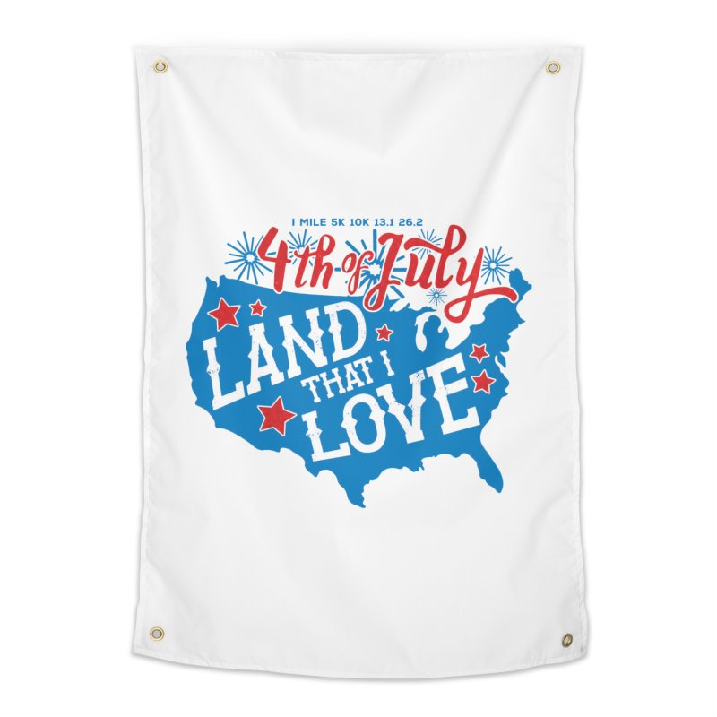 4th of July Home Tapestry by Moon Joggers's Artist Shop