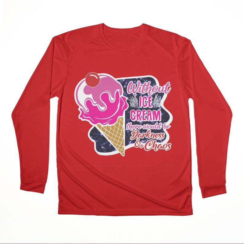 Ice Cream Day Men's Performance Longsleeve T-Shirt by Moon Joggers's Artist Shop