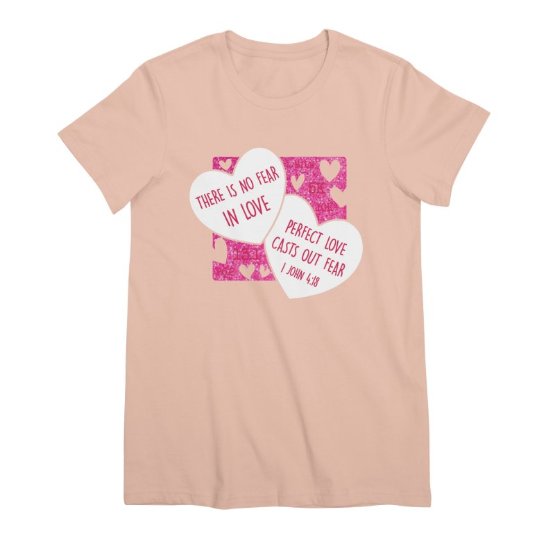 Perfect Love Women's Premium T-Shirt by Moon Joggers's Artist Shop