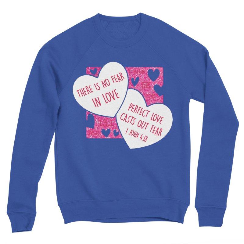 Perfect Love Men's Sponge Fleece Sweatshirt by Moon Joggers's Artist Shop