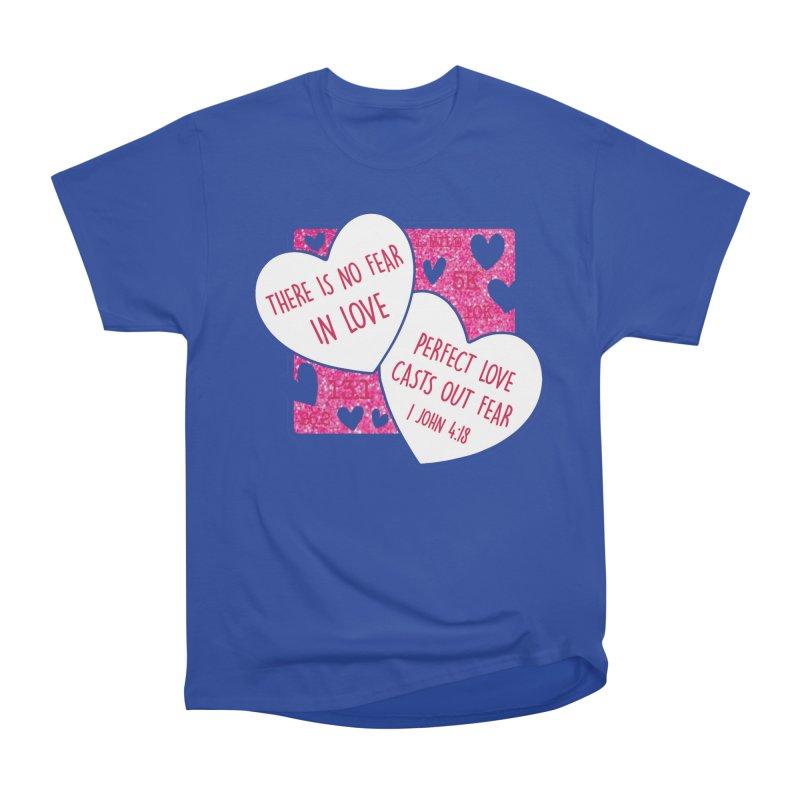 Perfect Love Women's Heavyweight Unisex T-Shirt by Moon Joggers's Artist Shop