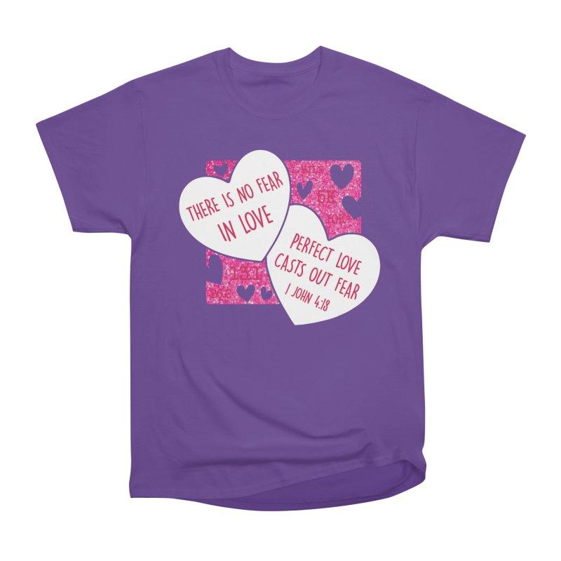 Perfect Love Men's Heavyweight T-Shirt by Moon Joggers's Artist Shop