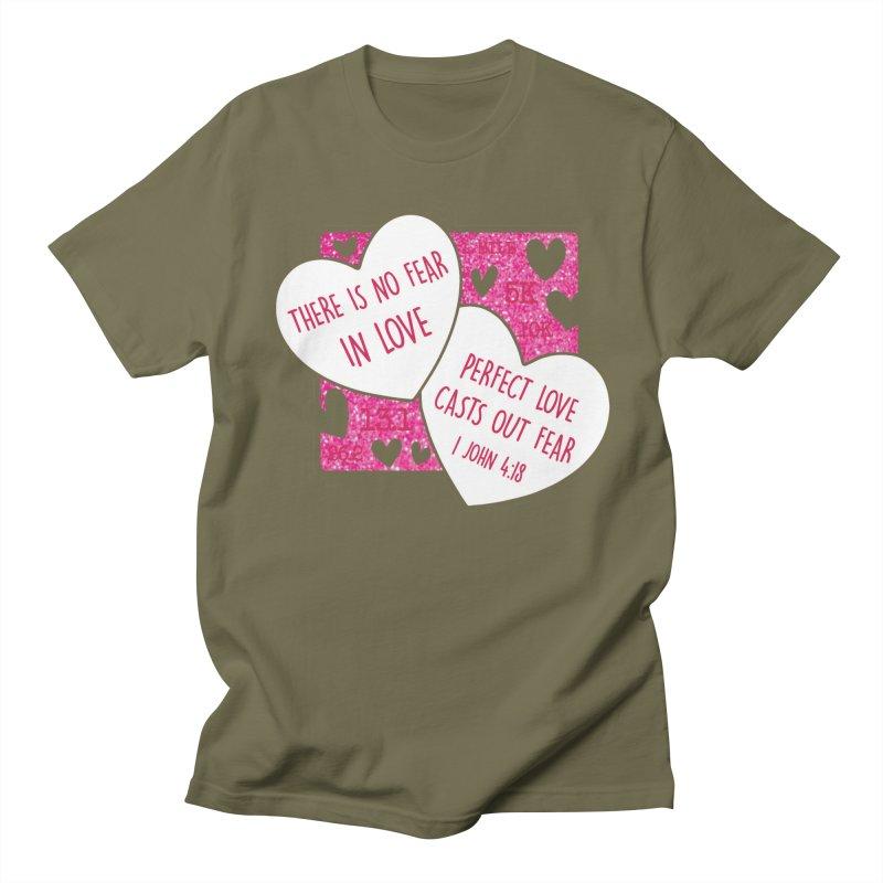 Perfect Love Men's Regular T-Shirt by Moon Joggers's Artist Shop