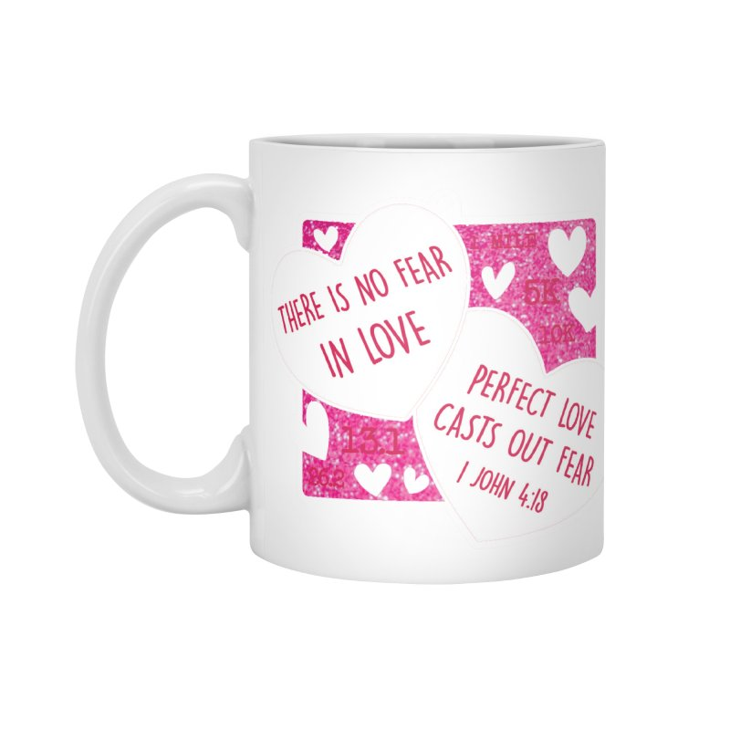 Perfect Love Accessories Standard Mug by Moon Joggers's Artist Shop