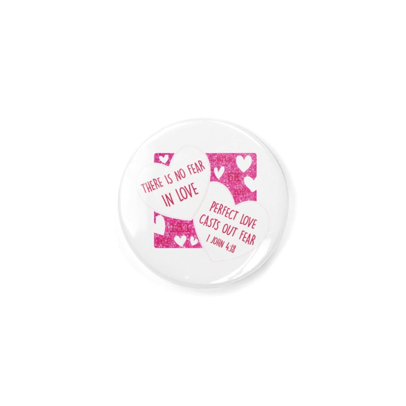 Perfect Love Accessories Button by Moon Joggers's Artist Shop