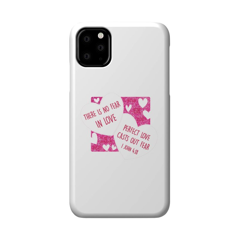 Perfect Love Accessories Phone Case by Moon Joggers's Artist Shop