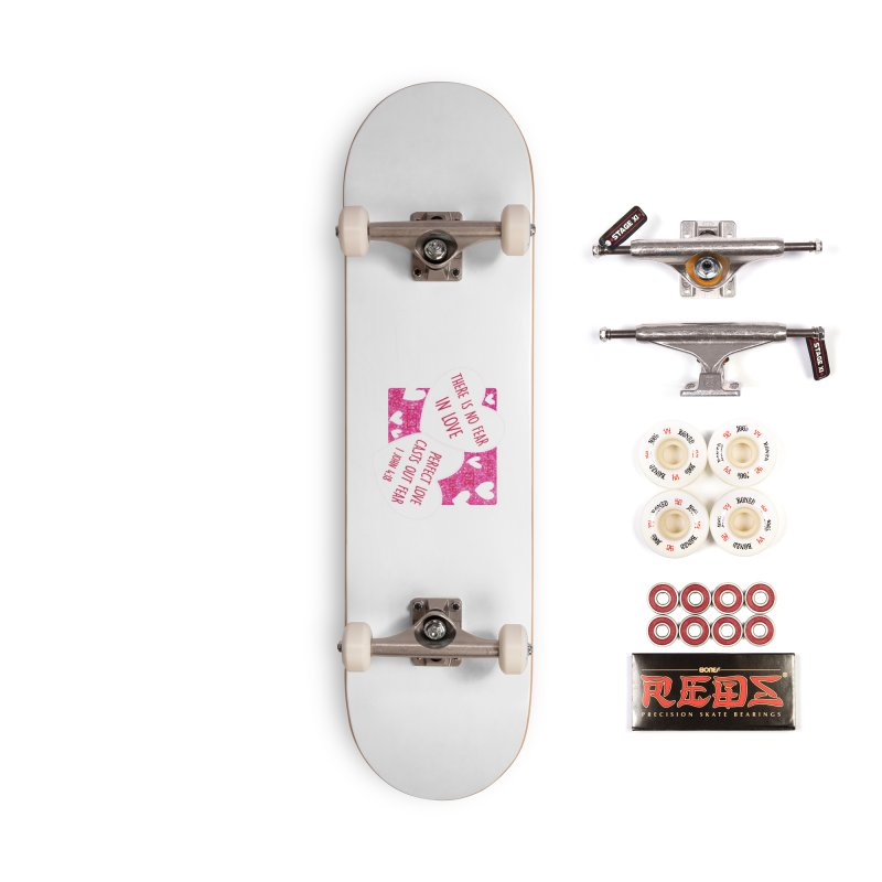 Perfect Love Accessories Skateboard by Moon Joggers's Artist Shop