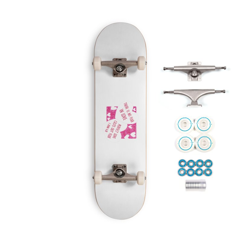 Perfect Love Accessories Complete - Basic Skateboard by Moon Joggers's Artist Shop