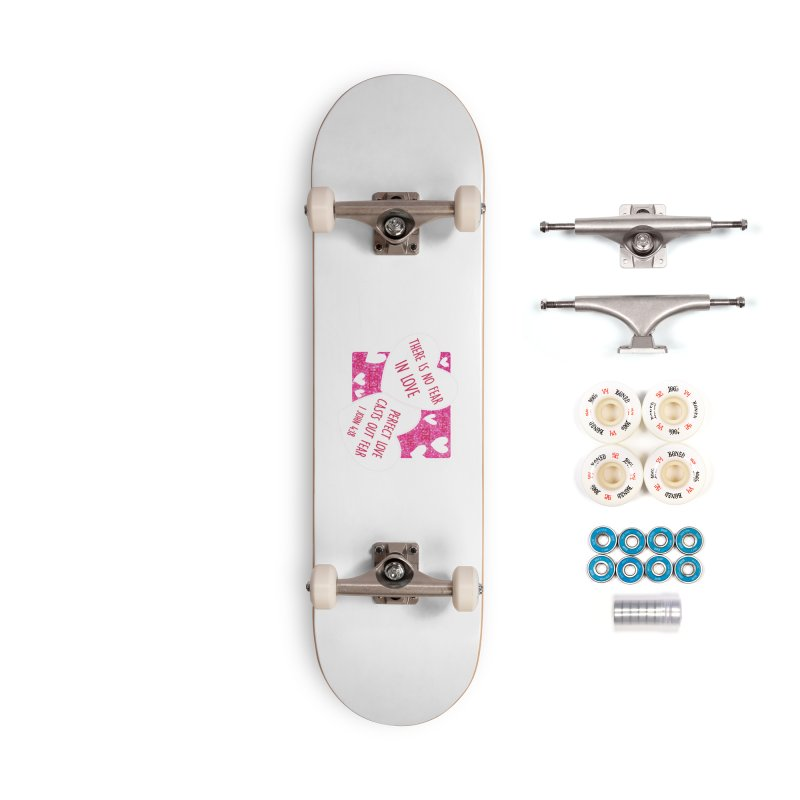 Perfect Love Accessories Complete - Premium Skateboard by Moon Joggers's Artist Shop