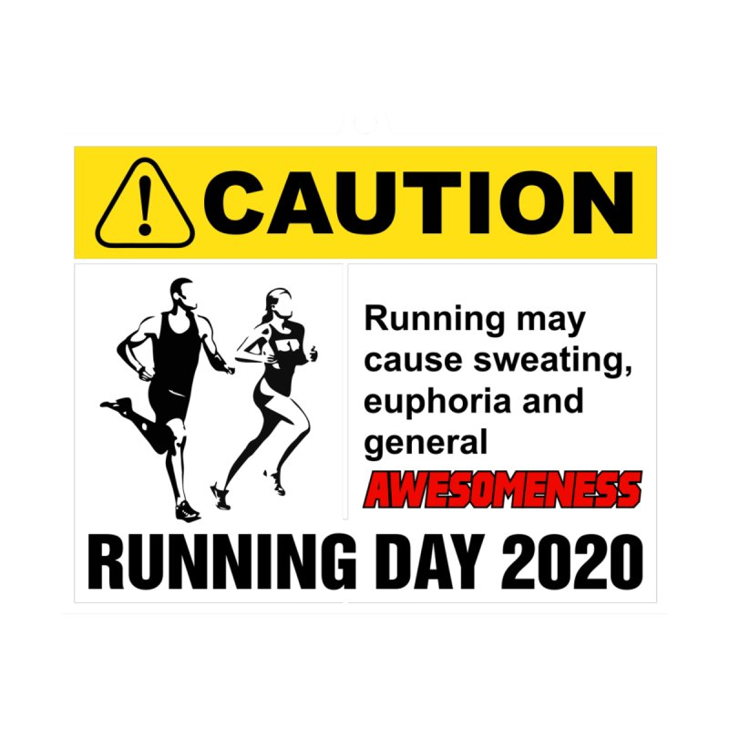 Running Day by Moon Joggers's Artist Shop