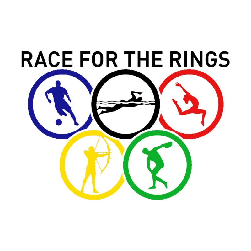 Race for the Rings by Moon Joggers's Artist Shop
