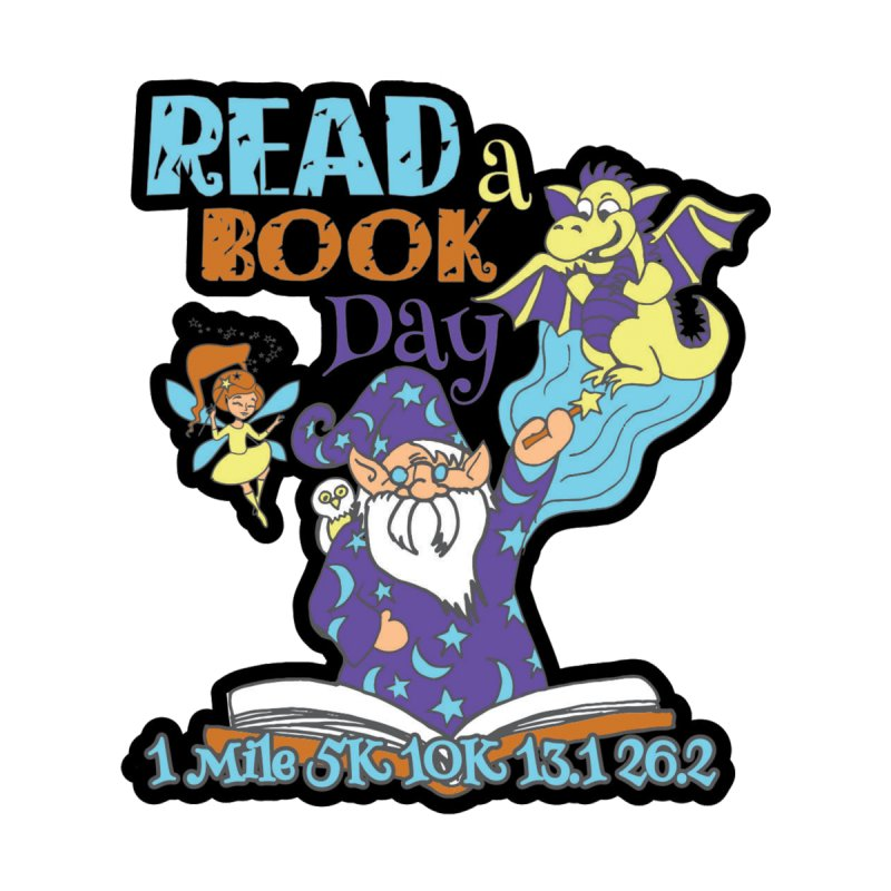Read a Book Day Men's T-Shirt by Moon Joggers's Artist Shop