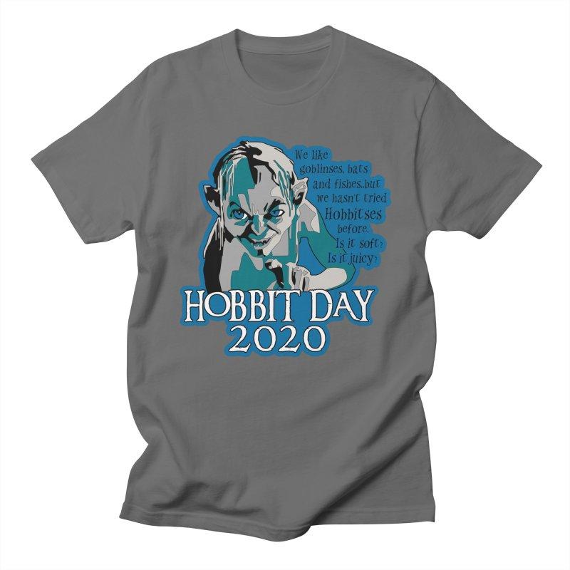 Hobbit Day Men's T-Shirt by Moon Joggers's Artist Shop