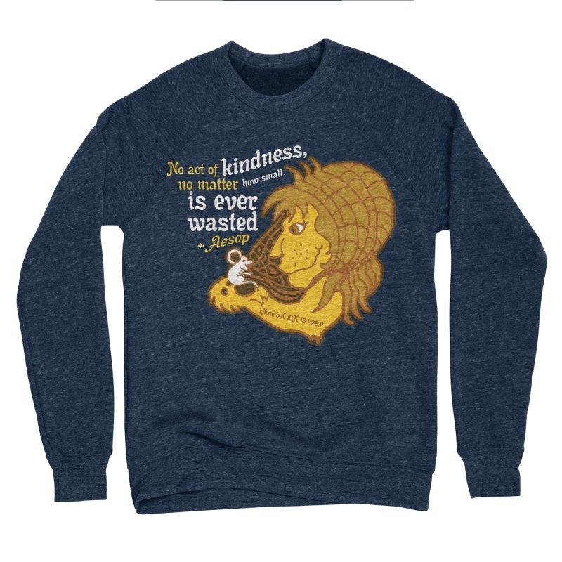World Kindness Day Men's Sponge Fleece Sweatshirt by Moon Joggers's Artist Shop