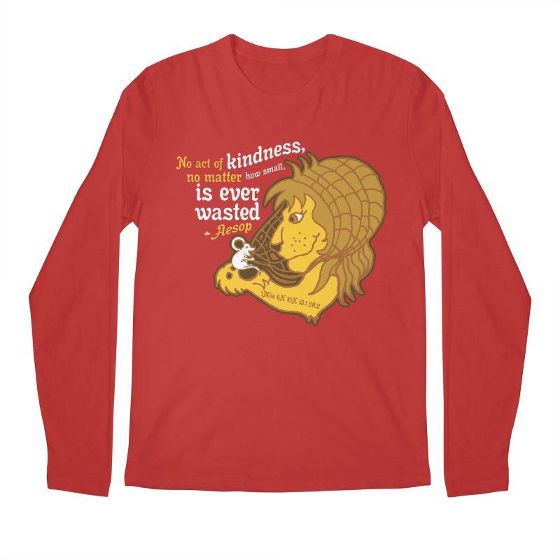 World Kindness Day Men's Regular Longsleeve T-Shirt by Moon Joggers's Artist Shop