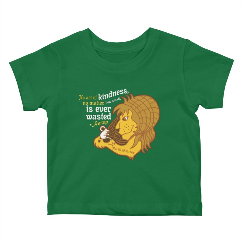World Kindness Day Kids Baby T-Shirt by Moon Joggers's Artist Shop
