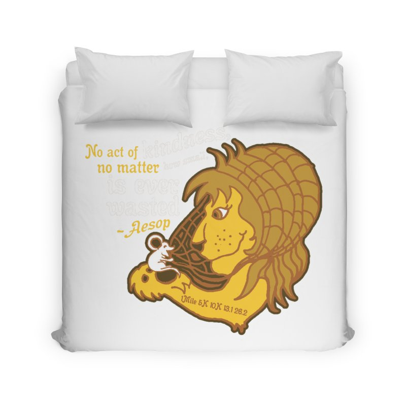 World Kindness Day Home Duvet by Moon Joggers's Artist Shop