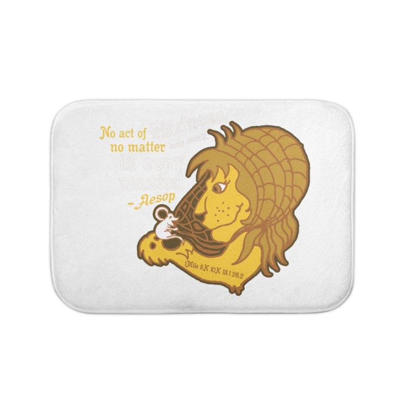 World Kindness Day Home Bath Mat by Moon Joggers's Artist Shop