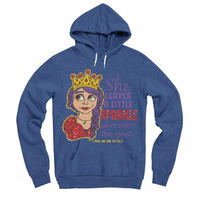 Princess Dash Women's Sponge Fleece Pullover Hoody by Moon Joggers's Artist Shop