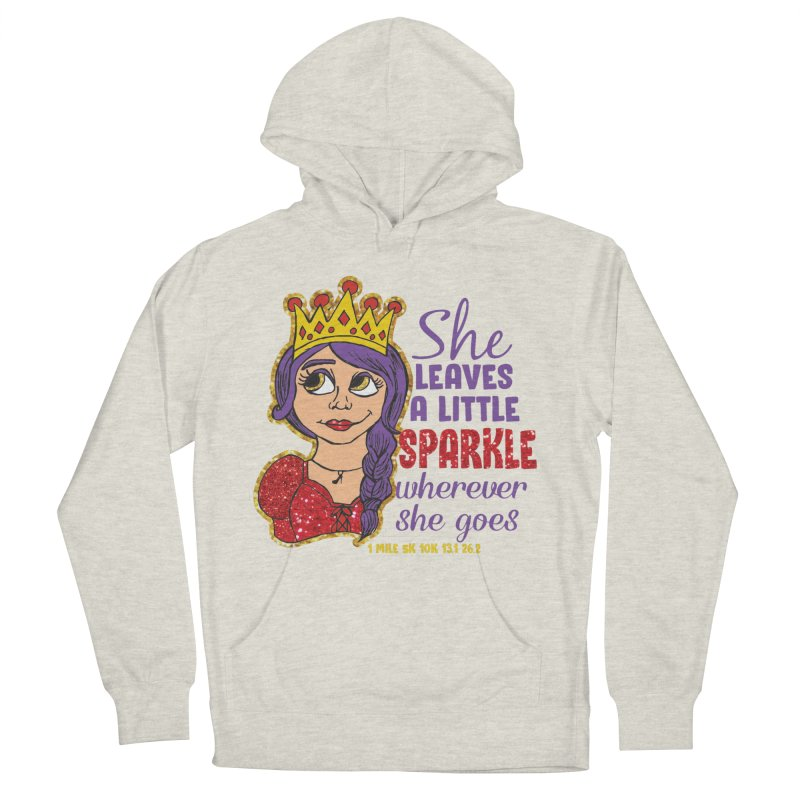 Princess Dash Women's French Terry Pullover Hoody by Moon Joggers's Artist Shop