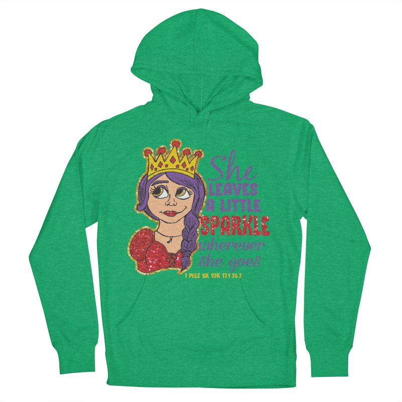 Princess Dash Men's French Terry Pullover Hoody by Moon Joggers's Artist Shop