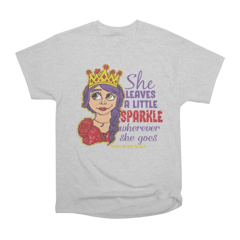 Princess Dash Men's Heavyweight T-Shirt by Moon Joggers's Artist Shop