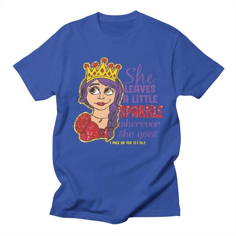 Princess Dash Women's Regular Unisex T-Shirt by Moon Joggers's Artist Shop