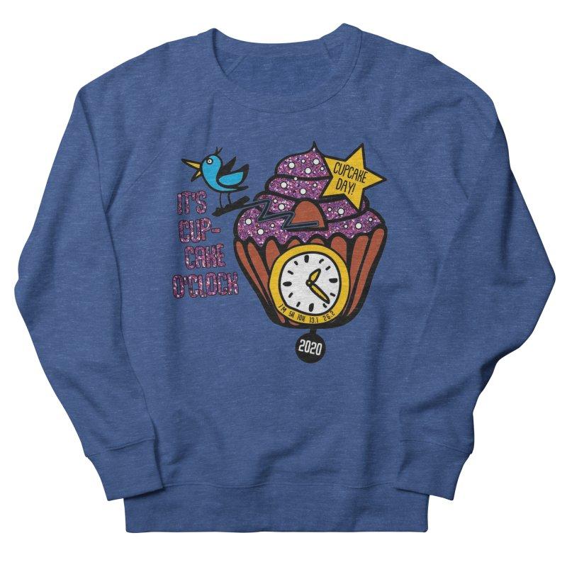 Cupcake O'Clock Men's Sweatshirt by Moon Joggers's Artist Shop