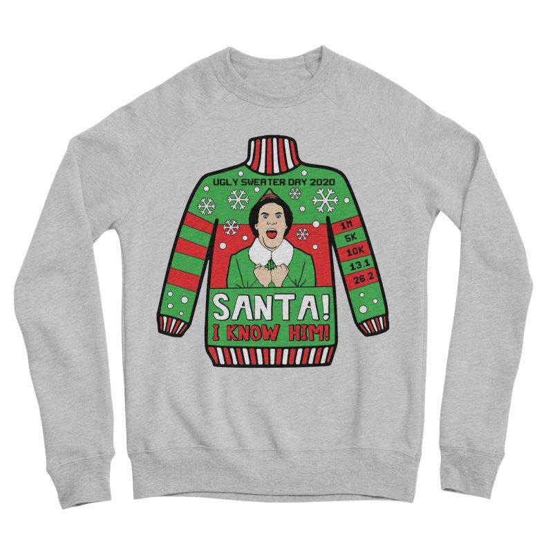 Ugly Sweater Day Men's Sponge Fleece Sweatshirt by Moon Joggers's Artist Shop