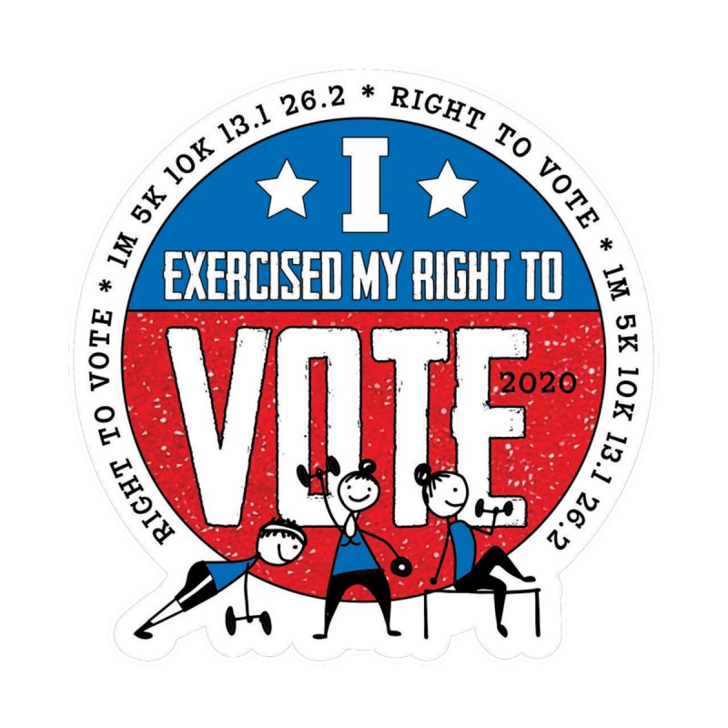 Right to Vote by Moon Joggers's Artist Shop